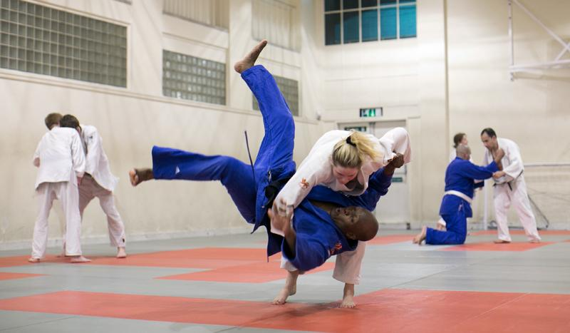 Judo Club at Student Central London  Join Today