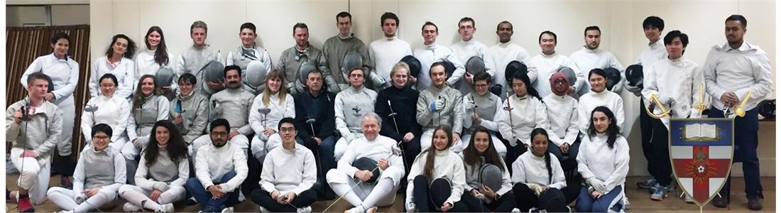 Fencing Club Cheapest And Friendliest Club In London