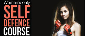 Up coming womans' self defence courses!